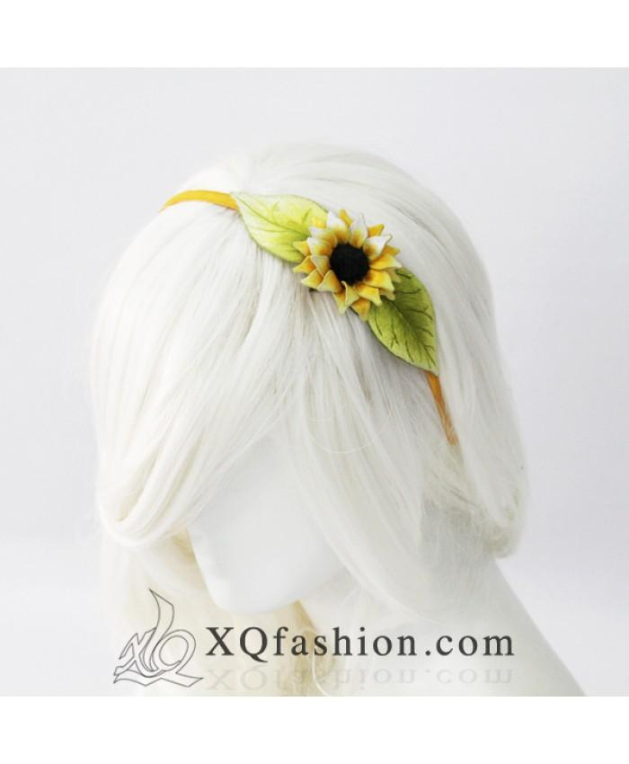Băng Đô – Cài Tóc Hoa Hướng Dương