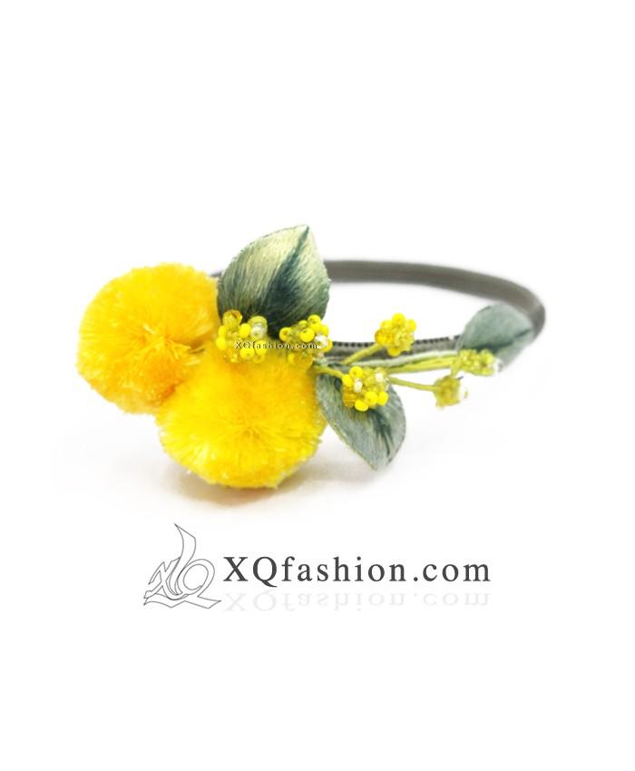 Vòng Tay Hoa Mimosa