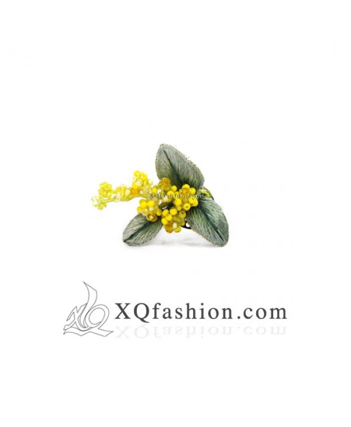 Nhẫn Hoa Mimosa