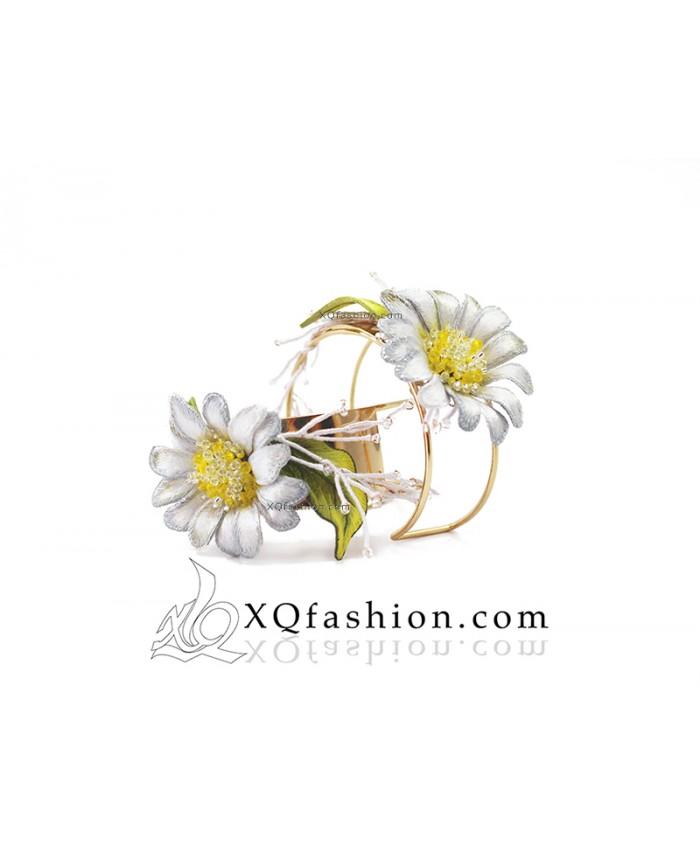 Vòng Tay Hoa Marguerite