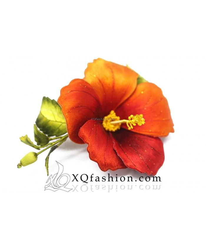 Cài áo hoa Mộc Cận