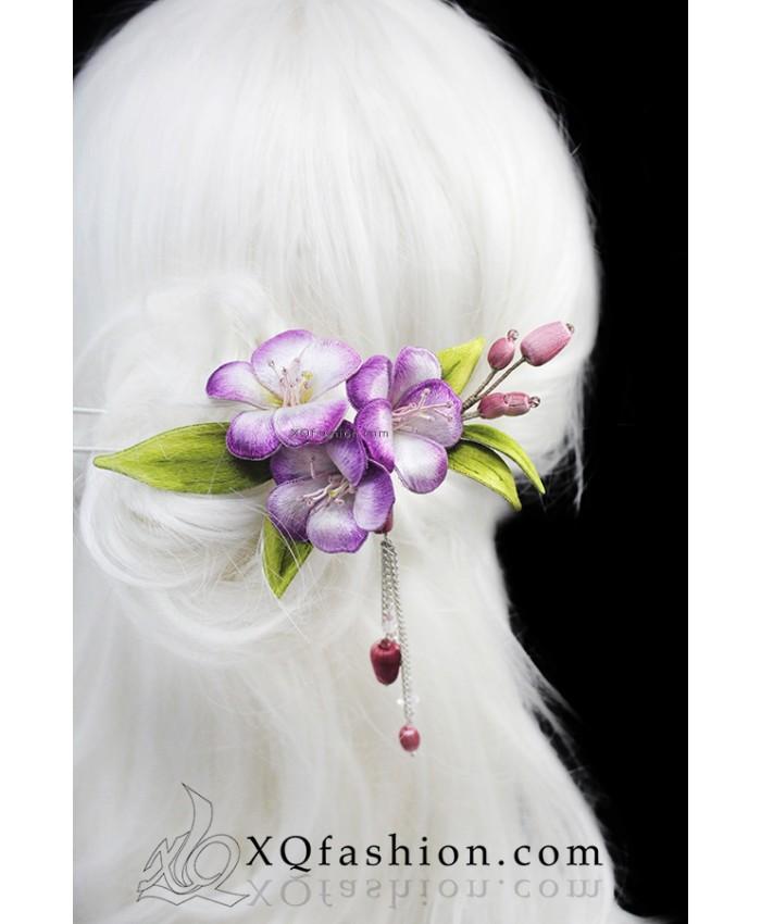 Trâm cài tóc hoa Sim