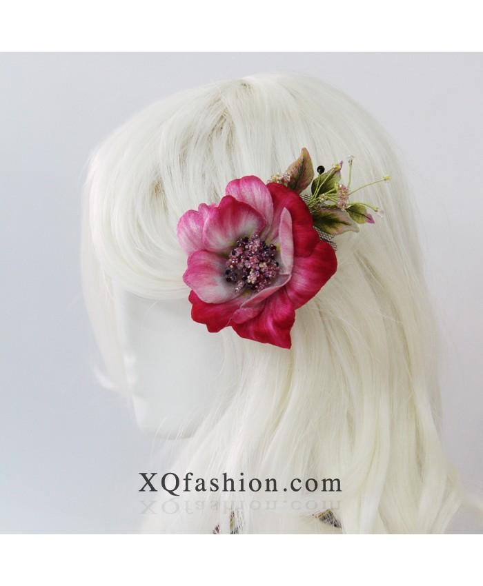 Cài áo – Cài tóc Hoa Hồng