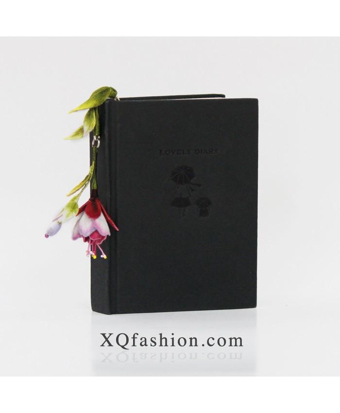 Kẹp sách – Trâm cài hoa lồng đèn