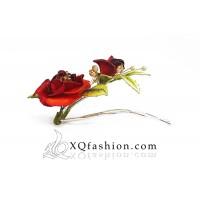 Trâm cài hoa Hồng
