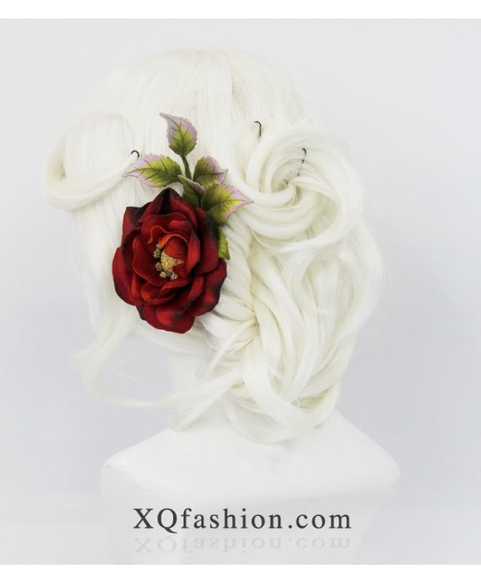 Cài áo – Kẹp tóc Hoa Hồng