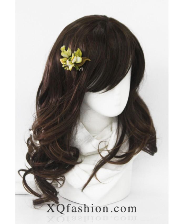 Kẹp tóc hoa dại
