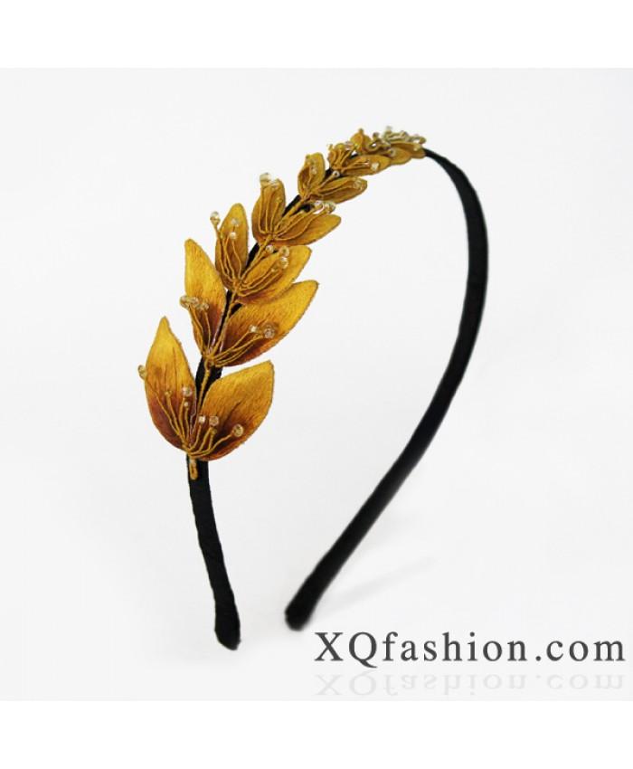 Băng đô – Bờm lá vàng mùa thu
